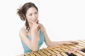 ビブラフォン、マリンバ、ポピュラーピアノ、幼児音楽  臼井 麻意子 Usui Maiko